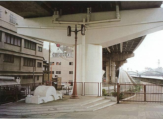 橋脚耐震補強工事2−1