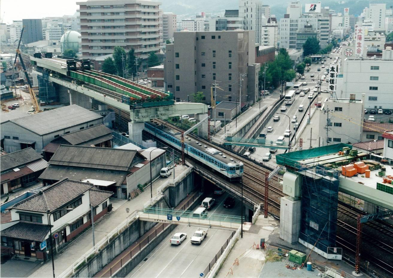 北陸新幹線早苗Bi