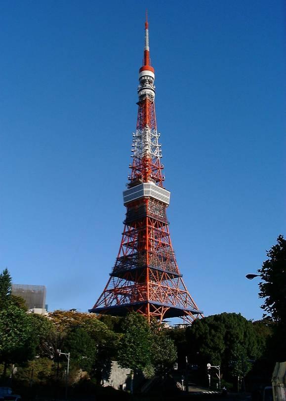 日本電波塔(東京タワー)